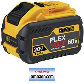 DeWalt FlexVolt battery price